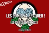 sorties comics aout 2021