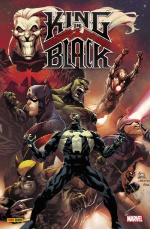 king in black tome 1 panini comics