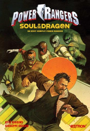 Power Rangers soul of the dragon vestron