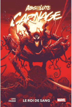 absolute carnage panini vf