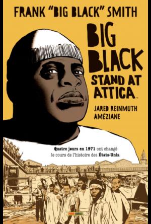 big black stand at attica