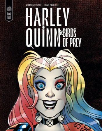 Harley Quinn & Birds of Prey Urban Comics