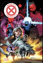 house of x deluxe sorties comics octobre 2021