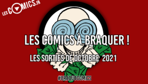 sorties comics octobre 2021