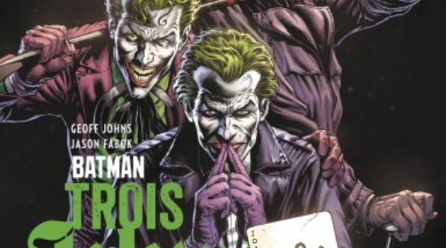Trois Jokers Urban Comics