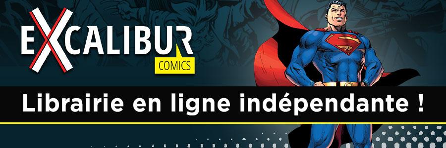 libraire en ligne indépendante comics